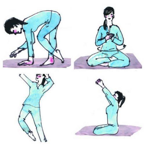 упражнения для эндокринной системы8