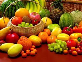 Цвет и пища