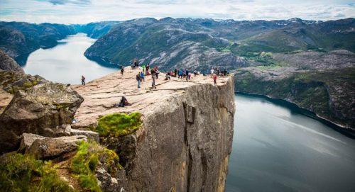 1Кафедра Проповедника в Норвегии