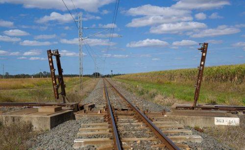 1 железнодорожный перекресток