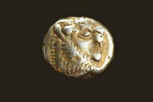15Самая старая монета