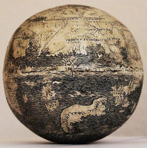 16Самый старый глобус