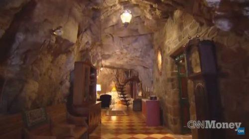 2 дом в пещере