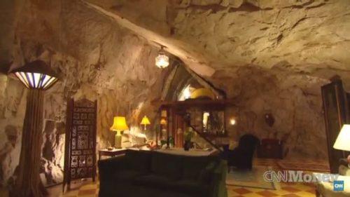 3 дом в пещере