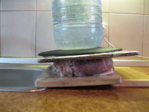 Рецепт вяленого мяса