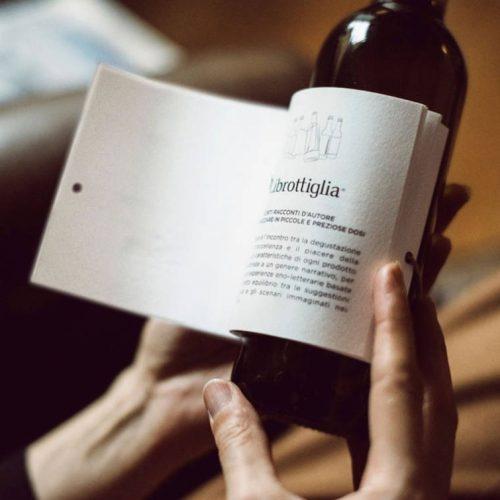 4Геніальна пляшка вина «Librottiglia»