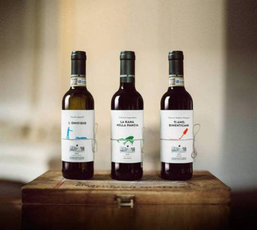 5Геніальна пляшка вина «Librottiglia»