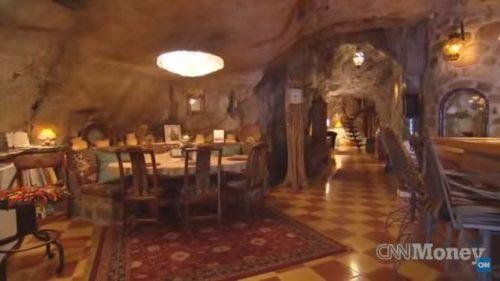 5 дом в пещере