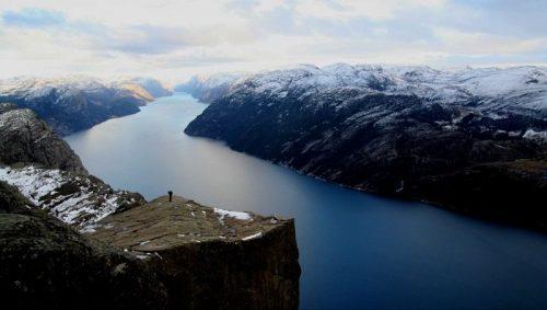 8Кафедра Проповедника в Норвегии