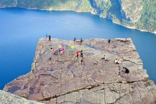9Кафедра Проповедника в Норвегии