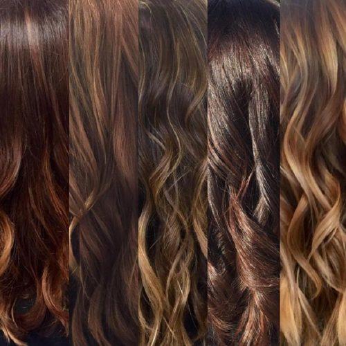 «Тигровый глаз» - Новый тренд окрашивания волос!