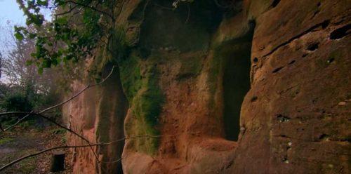 Пещерный человек наших дней