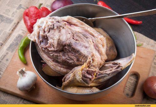 Холодец-ассорти: из мяса, что под рукой