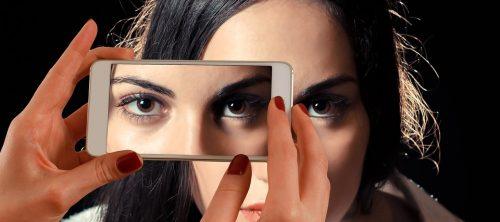 smartphone близорукость