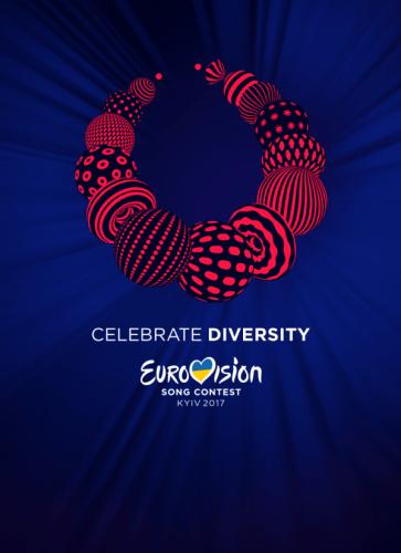 Презентован логотип и слоган Евровидения 2017