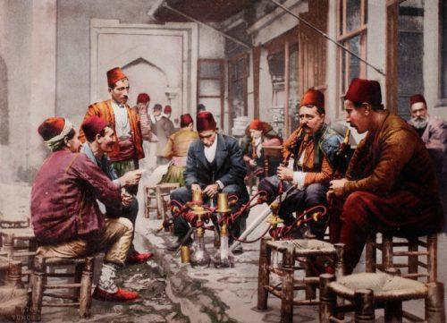 Цветные фотографии конца XIX-го столетия со всего мира