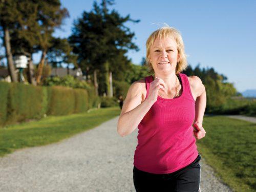 Как похудеть после 50 лет в домашних условиях быстро