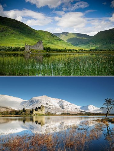 before after summer winter photography changing seasons timelapse 2 576101a150c20  880