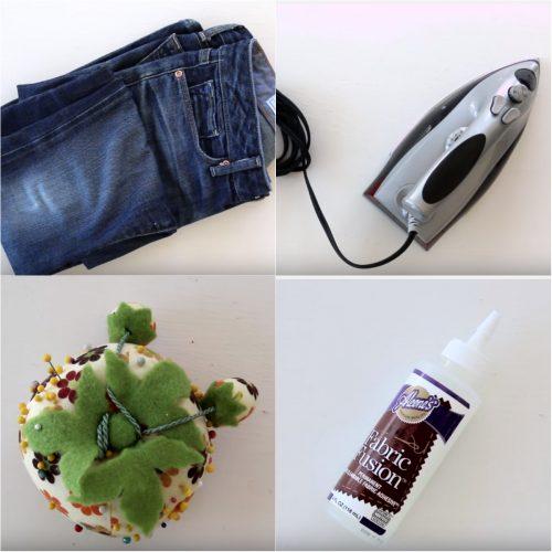 Лайфхак: как быстро и легко укоротить джинсы