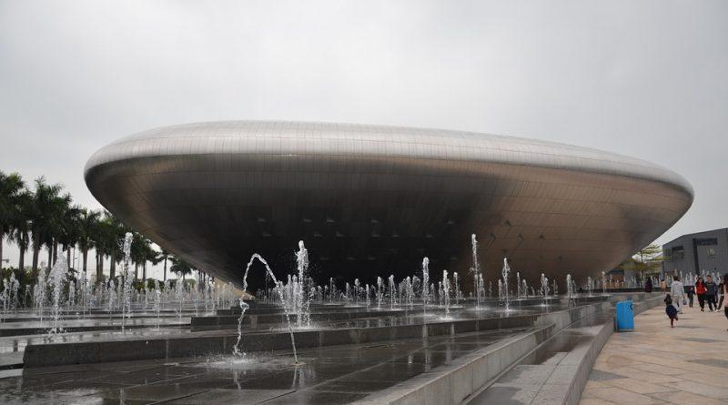 Город Шэньчжэнь производит 90% бытовой электроники в мире.