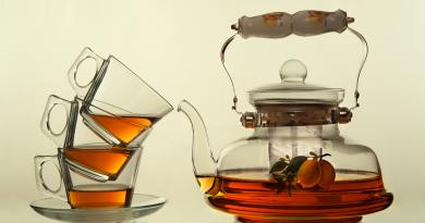 Хитрости для любителей чая