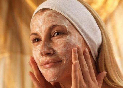 Омоложение за 15 минут: рисовая маска для лица.