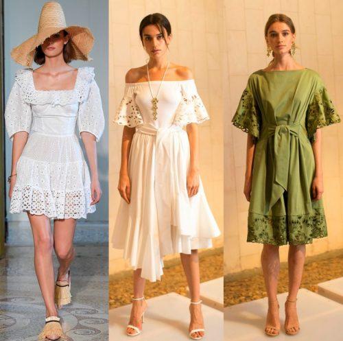 История вышивки ришелье
