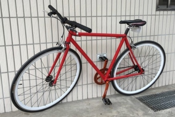 велосипеду
