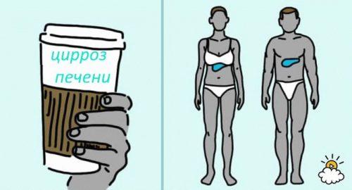 Что делают с вашим телом 3 чашки кофе в день: сравните пользу и вред