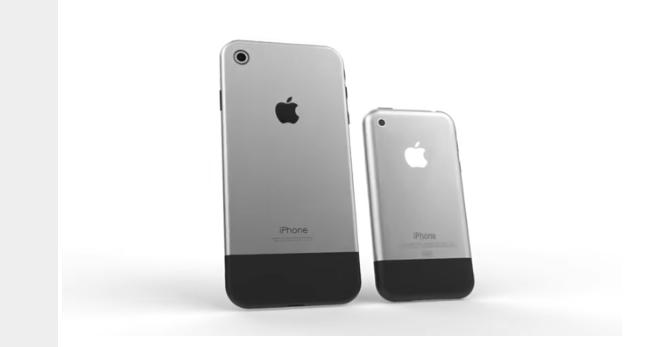 iPhone 8 был показан на видео