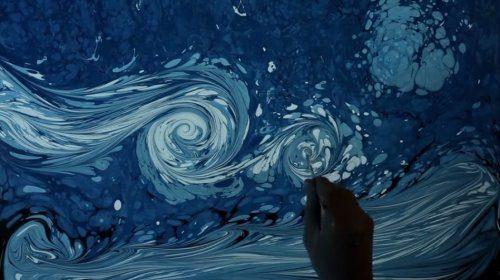 Турецкая ночь от художника Гарип Ай