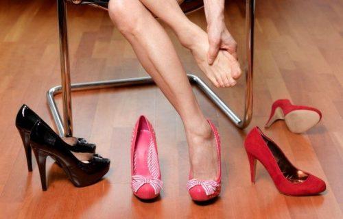 6 советов как разносить тесную обувь
