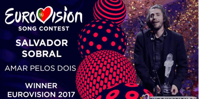 Победителем Евровидения 2017 стал Сальвадор Собрал из Португалии