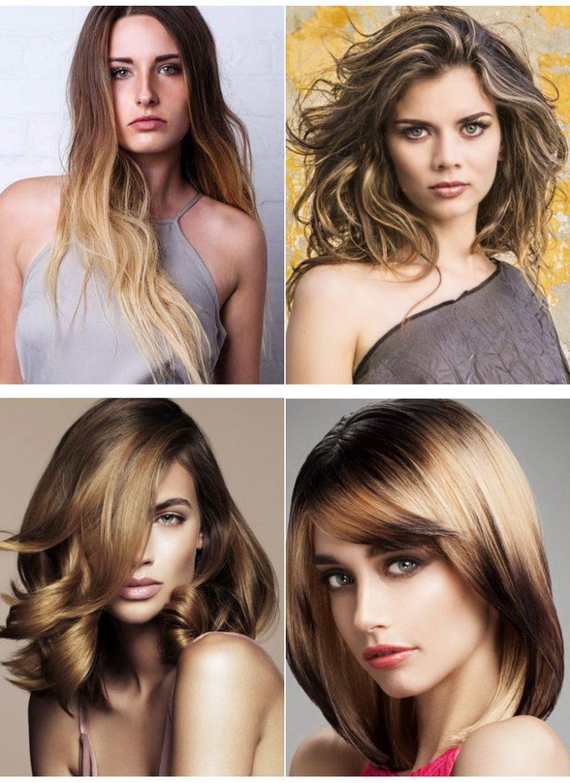 Какой цвет волос идет светлым
