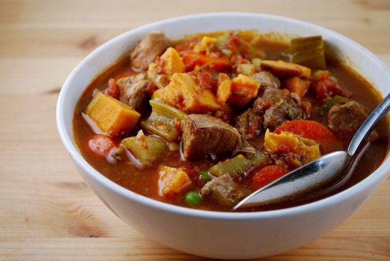 суп из свиной тушенки рецепт с фото