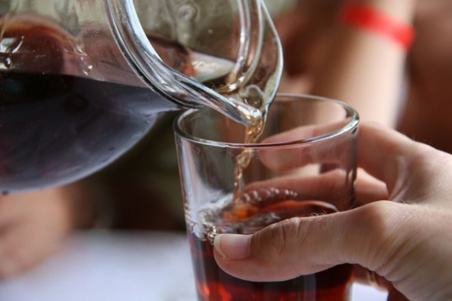 Вино из девясила - настоящий эликсир молодости!