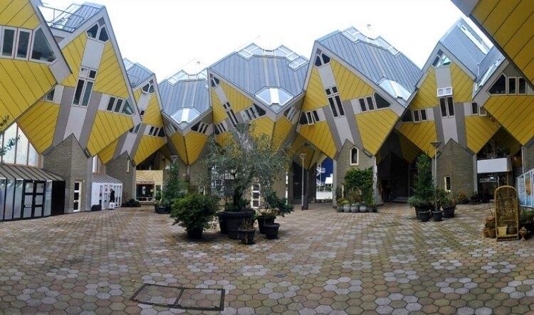 Топ 10 cамых странных и безумных домов в мире