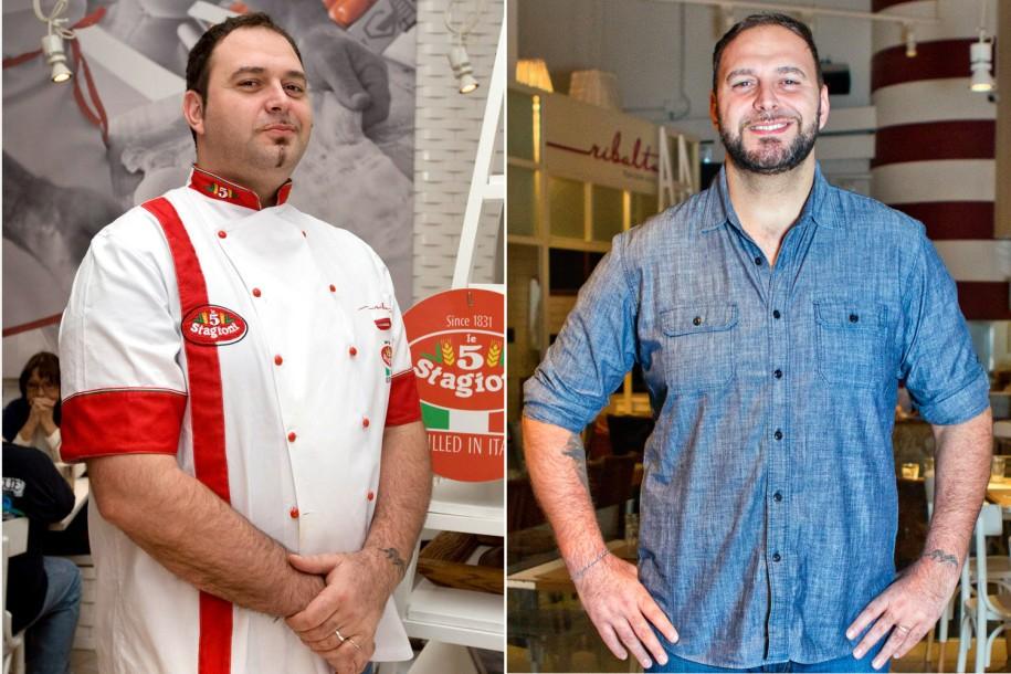 Как шеф-повар сбросил 45 кг, питаясь пиццей каждый день на протяжении целого года