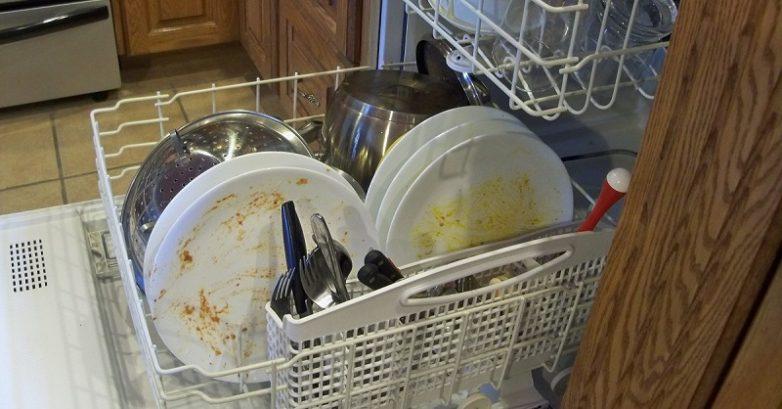 7 правил ухода за посудомоечной машиной