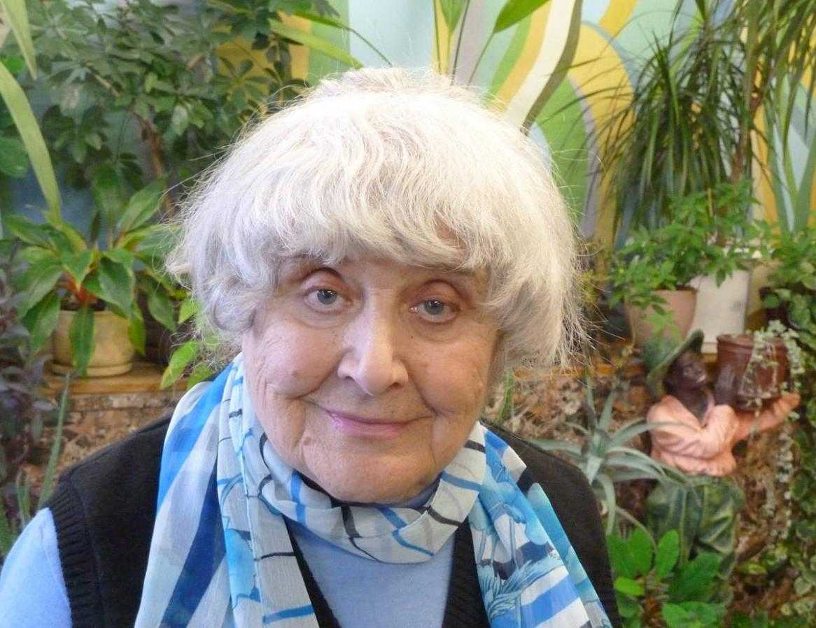 оптимизма от 80 летней Инны Бронштейн