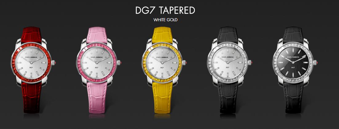 Dolce&Gabbana women watches