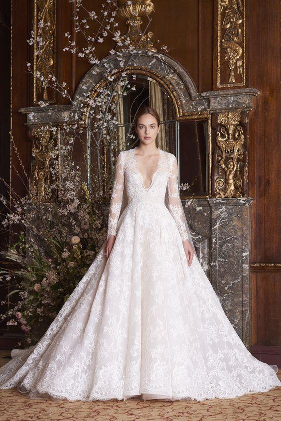 свадебные платья 2019 года. — Все о моде и красоте