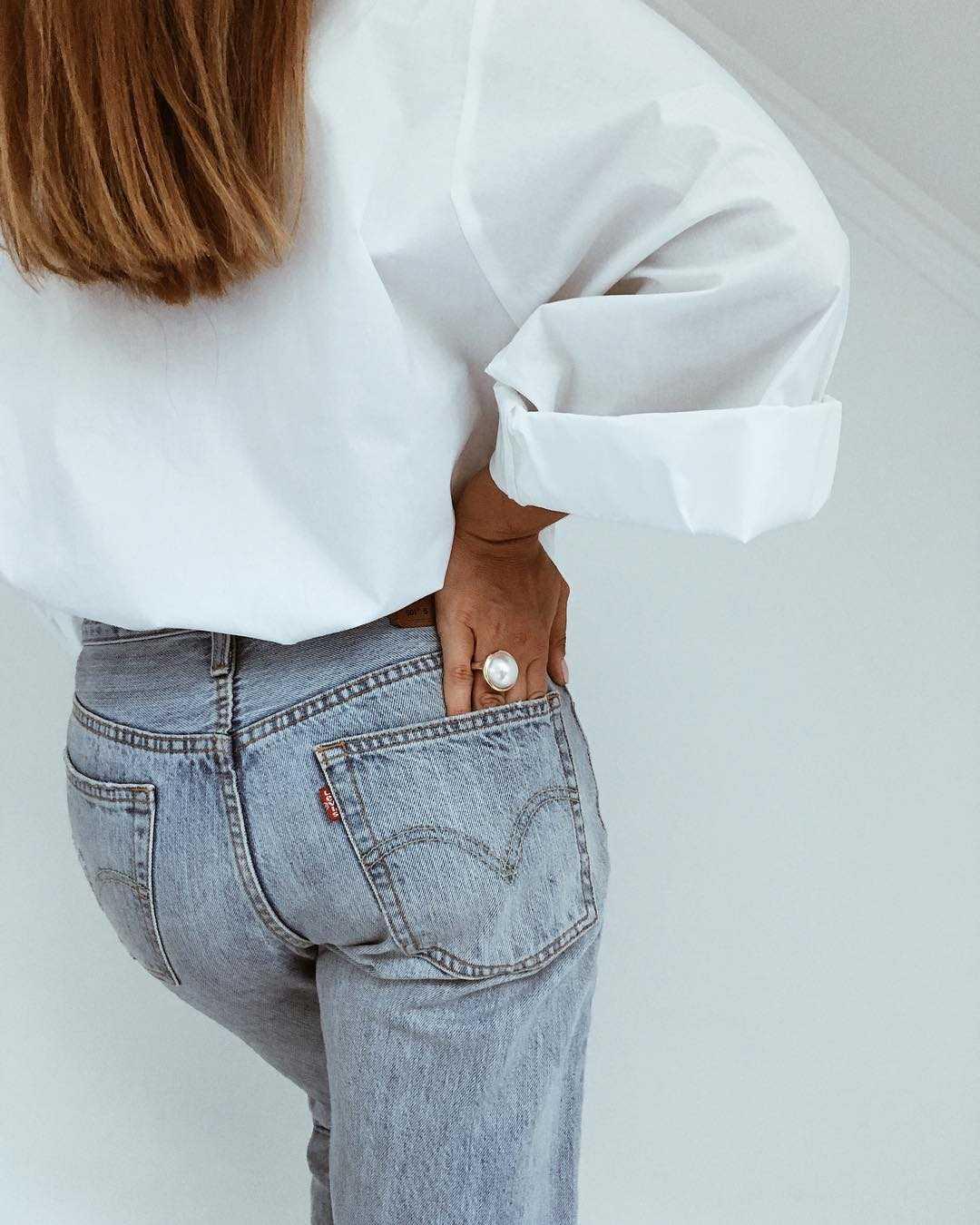 стильно носить белую рубашку в 2019 2020 годах 11 непревзойденных идей