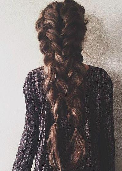 Причёски с косами