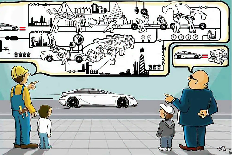 30+ смешных и откровенных иллюстраций, изображающих всю иронию современного мира