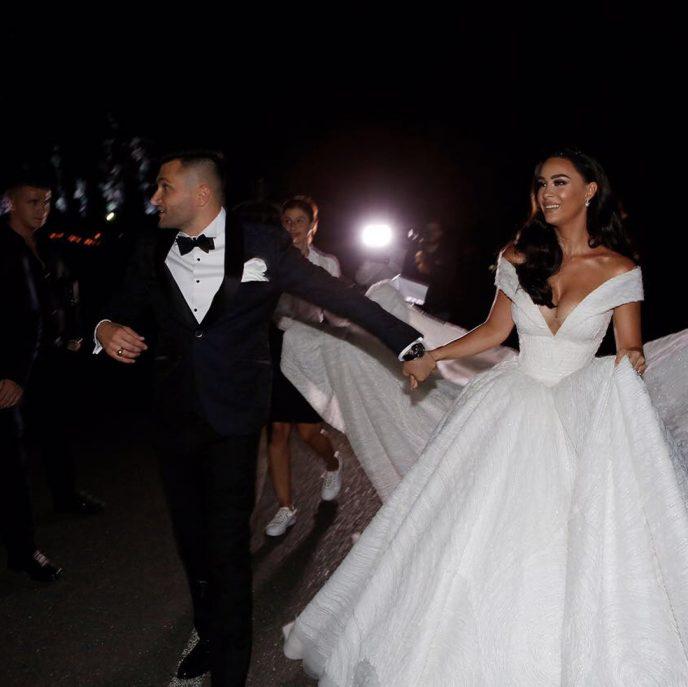 20 фантастических свадебных платьев от сербского дизайнера в которых мечтает выйти замуж каждая девушка