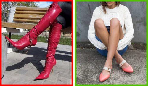 12 modelej obuvi kotorye sdelajut iz vas prostushku