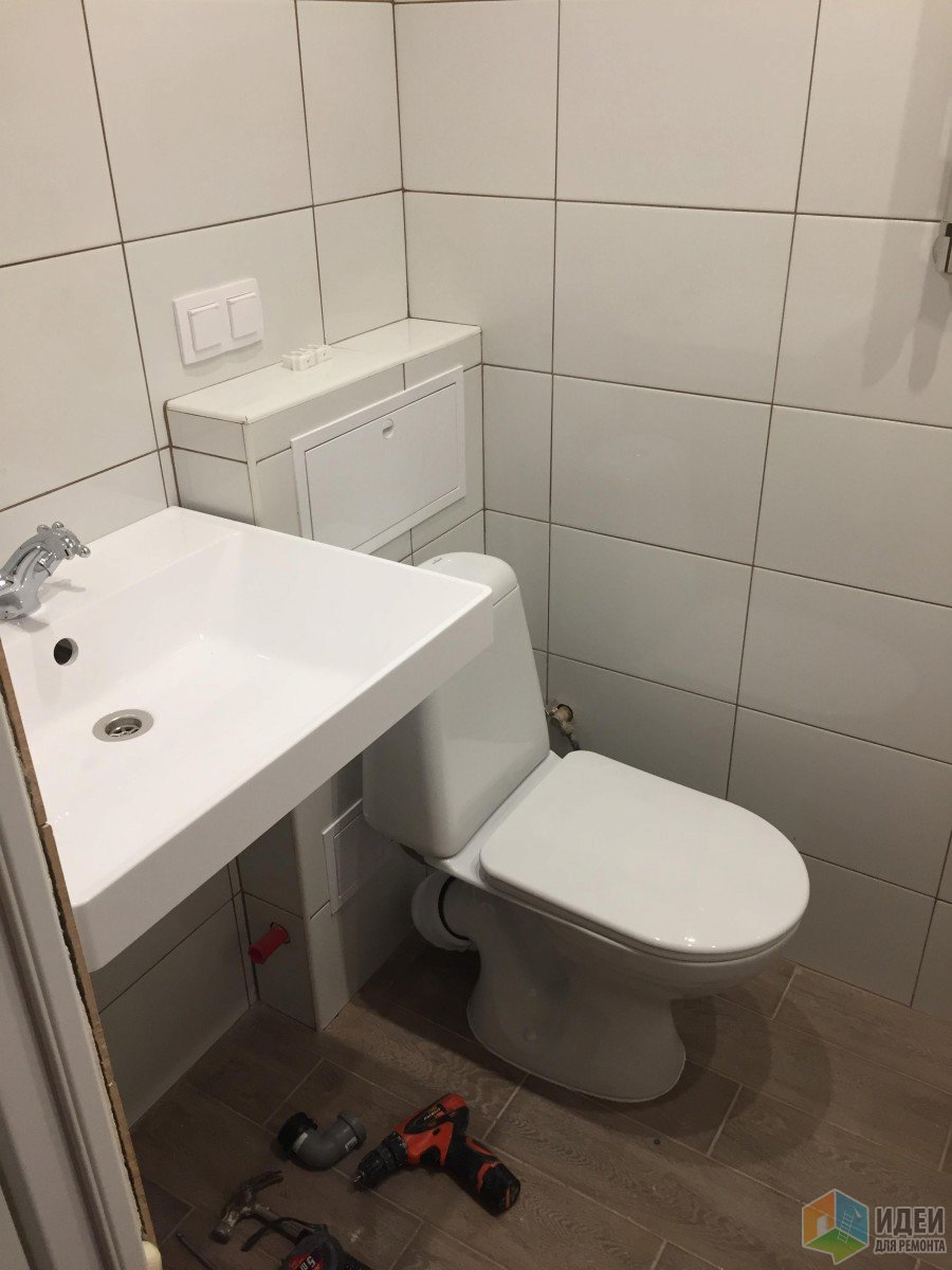 ванна ПОСЛЕ