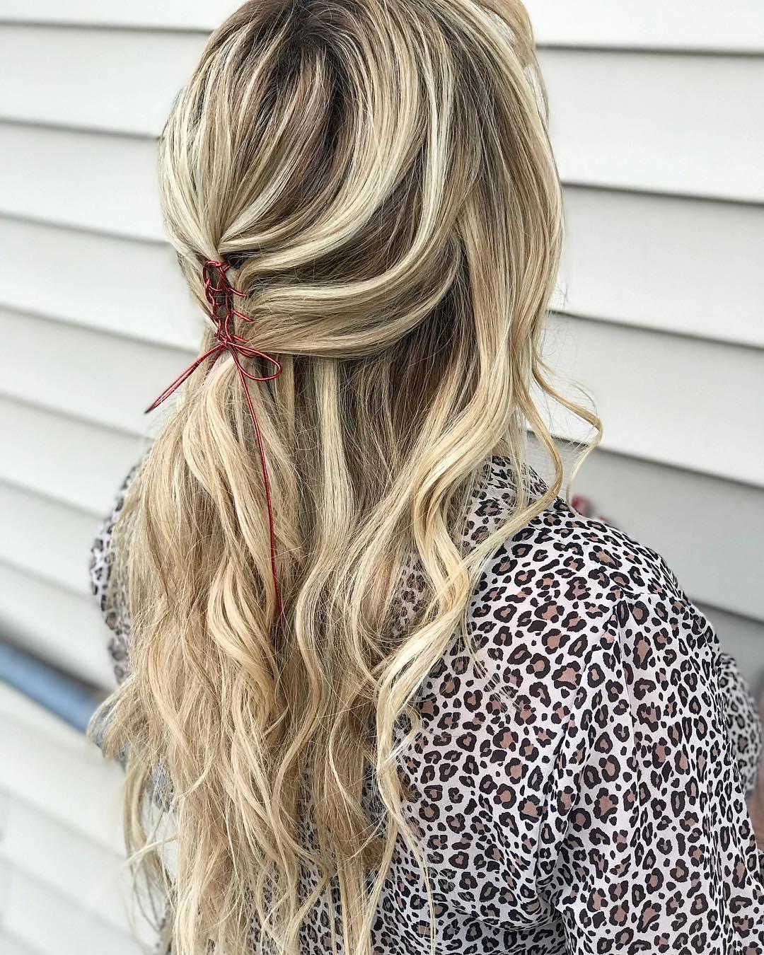 светлые оттенки волос фото 5