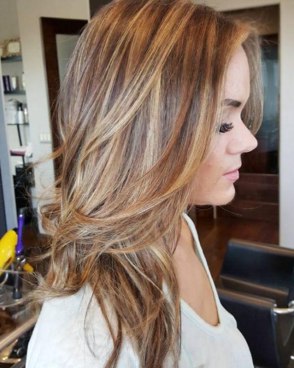 светлые оттенки волос фото 1